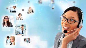 AI telesale hỗ trợ khách hàng trực tiếp qua tổng đài