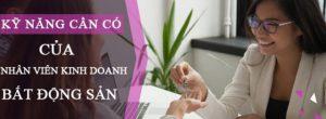 Bật mí kỹ năng nên có ở một nhân viên chăm sóc khách hàng bất động sản