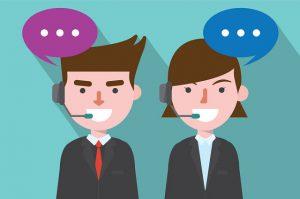 Cách chăm sóc khách hàng qua điện thoại hiệu quả là gửi lời chào ấn tượng