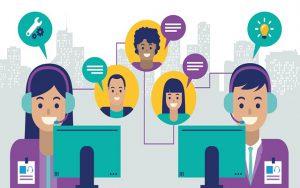 Cần đưa ra mục đích gọi điện để tạo sự tin tưởng từ khách hàng