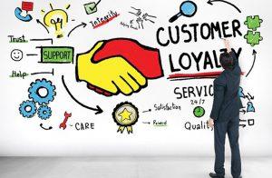 Chăm sóc khách hàng giúp doanh nghiệp có được khách hàng trung thành