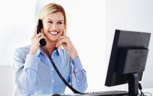 Chăm sóc khách hàng qua điện thoại là hình thức chăm sóc gián tiếp