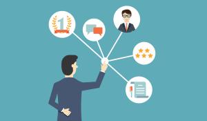 Có những phương pháp nhắc nhở về vai trò của dịch vụ khách hàng