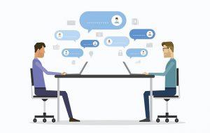 Duy trì kết nối thường xuyên với khách hàng