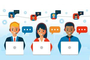 Freshsales tích hợp điện thoại, email gửi trực tiếp từ nền tảng ứng dụng