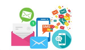 Gửi Email, SMS