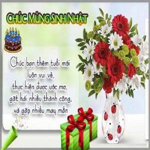 Gửi thiệp chúc mừng sinh nhật cho khách hàng để thể hiện sự quan tâm