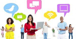 Hình thức chăm sóc khách hàng thông qua các diễn đàn trực tuyến
