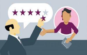 Lập các trang web, app đánh giá giúp doanh nghiệp theo dõi nhu cầu của KH