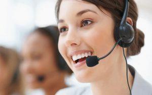 Luôn mỉm cười khi nói chuyện với khách hàng