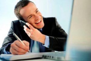 Một số mẫu kịch bản chăm sóc khách hàng qua điện thoại trong TH nhân viên gọi KH