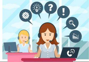 Nếu không trả lời được những câu hỏi của khách hàng bạn có thể tham khảo kịch bản trên