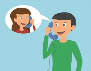 Nhân viên chăm sóc khách hàng cần chuẩn bị kỹ nội dung trước khi gọi điện