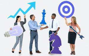 Những thành phần trong mô hình chăm sóc khách hàng