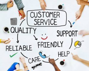 Thái độ và sự hiểu biết về sản phẩm là công cụ tốt nhất để bạn chăm sóc khách hàng