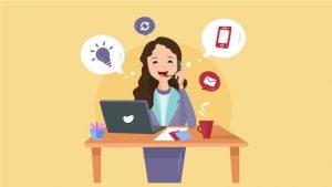 Thông qua các cuộc hội thoại AI có thể phân tích được mức độ hài lòng và cơ hội tiềm năng của khách hàng đó