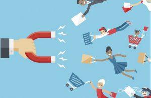 Thu hút khách hàng tiềm năng đến với doanh nghiệp
