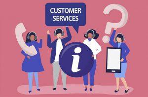 Các doanh nghiệp muốn giữ được vị trí và thương hiệu của mình thì cần phải đưa ra nhiều hình thức chăm sóc khách hàng