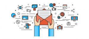 Các mẫu email được gửi đi nhằm đem đến cho khách hàng những thông tin đặc biệt