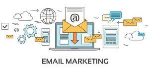 Đa số các loại email đều có mục đích riêng