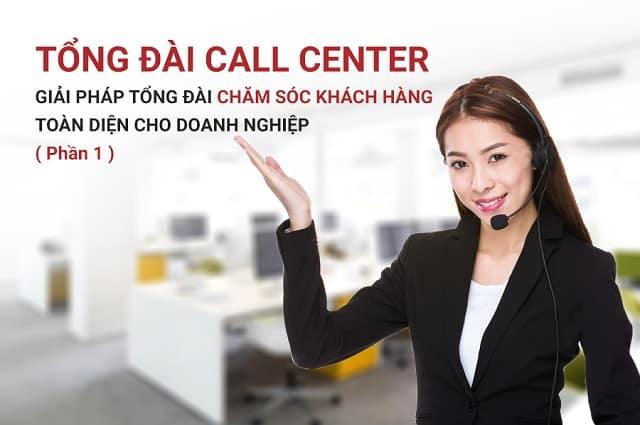 dịch vụ tổng đài call center