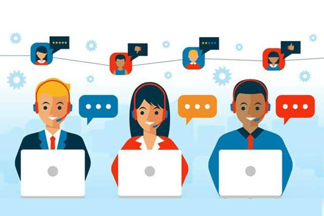 Hãy thường xuyên kết nối với khách hàng để tăng độ nhận diện thương hiệu