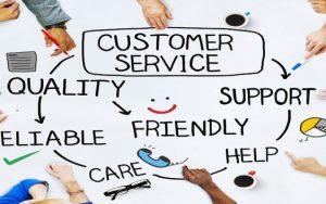 Phân biệt sự khác nhau giữa dịch vụ chăm sóc khách hàng và chăm sóc khách hàng