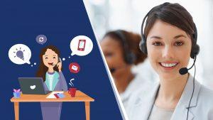 Hạn chế gọi điện thời điểm khách hàng đang trong giờ làm việc