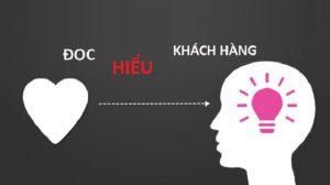Luôn thấu hiểu tâm lý và nắm giữ cảm xúc khách hàng