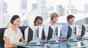 Một bộ phận dịch vụ khách hàng phụ thuộc nhiều hơn bất kỳ bộ phận nào khác vào lực lượng lao động chất lượng
