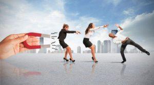 Thu hút khách hàng mới cho doanh nghiệp