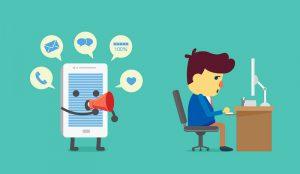 Tùy từng nhóm đối tượng mà lựa chọn thời gian thích hợp gọi điện cho khách hàng