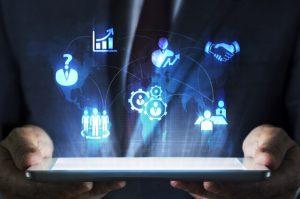 Với phần mềm này, các công ty có quyền truy cập tốt hơn vào dữ liệu của khách hàng.