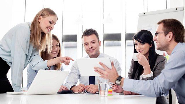 Bộ phận trainer có trách nhiệm đào tạo kỹ năng cho nhân viên