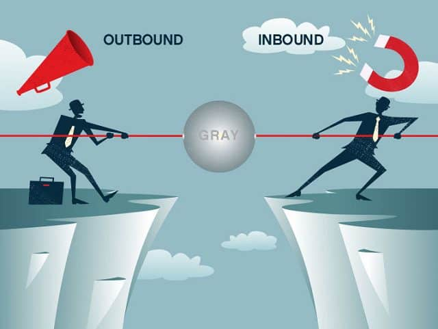 Inbound và Outbound Marketing là gì và những khác biệt lớn