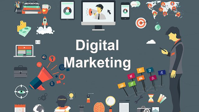 Digital Marketing được hứa hẹn dẫn đầu xu hướng thị trường