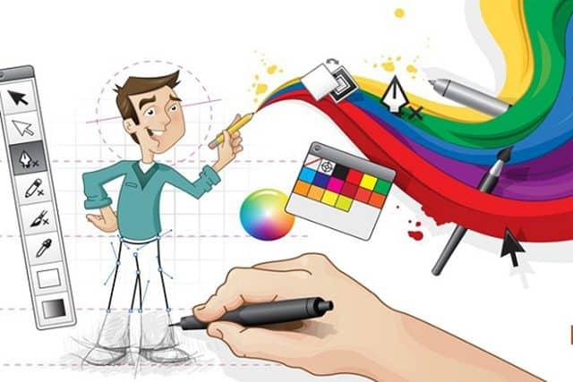Nhu cầu thẩm mỹ của con người ngày càng tăng mở ra cơ hội phát triển cho ngành Thiết kế đồ họa