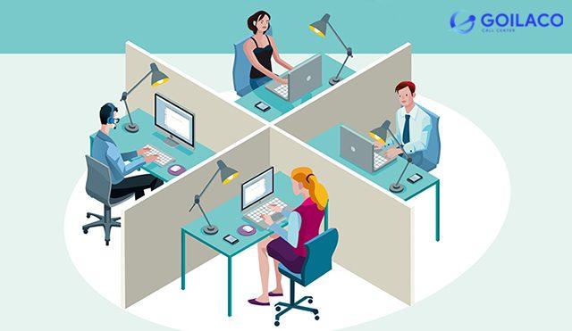 GOILACO là đơn vị cung cấp dịch vụ Call Center được nhiều khách hàng tin tưởng