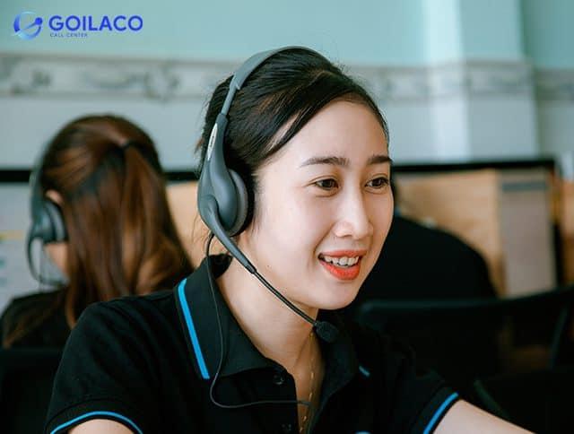 GOILACO là đơn vị cung cấp dịch vụ Call Center uy tín hàng đầu hiện nay