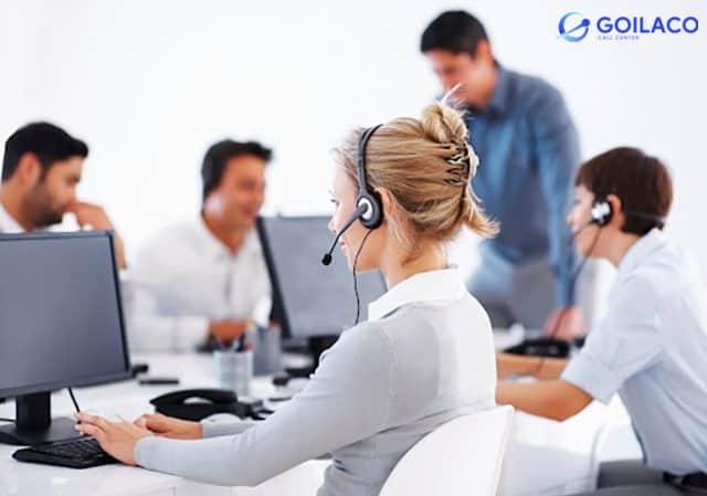 GOILACO là đơn vị cung cấp dịch vụ Call Center uy tín trên thị trường hiện nay
