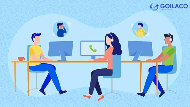 Hệ thống Call Center giải quyết nhiều vấn đề mà doanh nghiệp đang gặp phải trong lĩnh vực thương mại điện tử