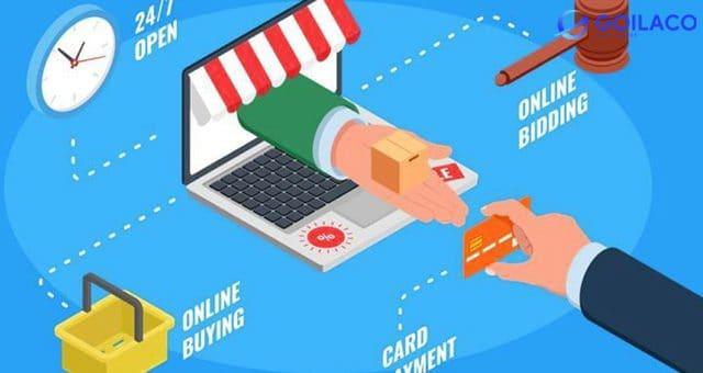 Ngành thương mại điện tử tại Việt Nam đang phát triển mạnh mẽ
