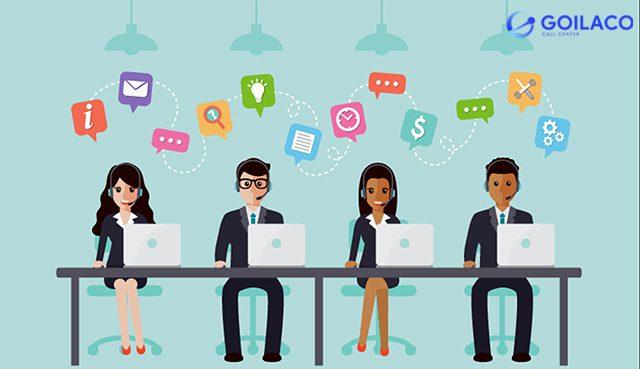 Dịch vụ Call Center được ứng dụng ngày càng nhiều trong lĩnh vực thương mại điện tử